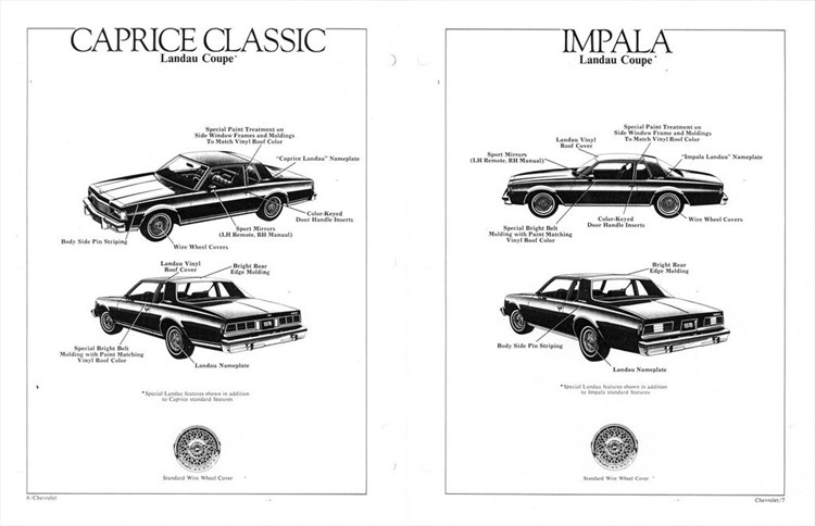 lpeter1913 1978 Chevrolet Impala Specs, Photos