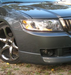 money mike 2008 lincoln mkz [ 1024 x 768 Pixel ]