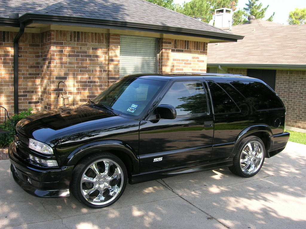 hight resolution of  texastechdad 2001 chevrolet s10 blazer 31523580001 large