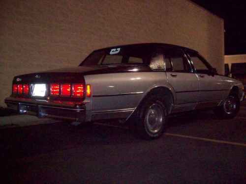 small resolution of big box chevy 1985 chevrolet caprice 31697800001 large