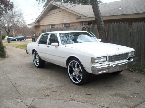 small resolution of  5star whips 1989 chevrolet caprice 31895510003 large