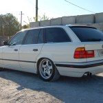 Shrike071 1993 Bmw 5 Series Specs Photos Modification Info At Cardomain