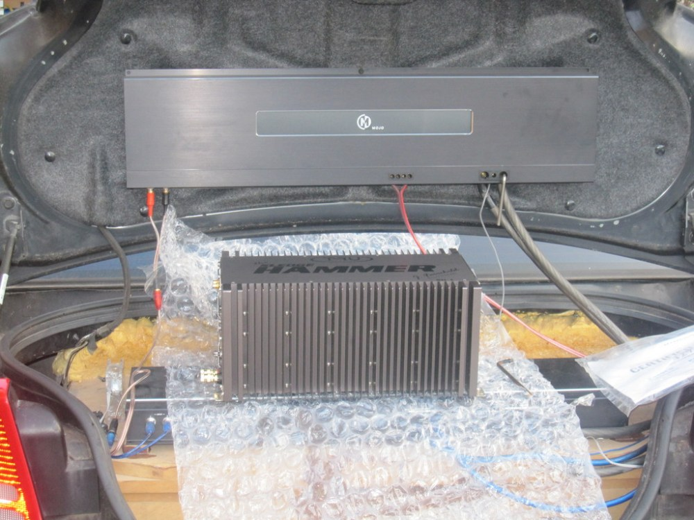 medium resolution of this was the most powerful amp tru ever made named the sledge hammer 3000rms