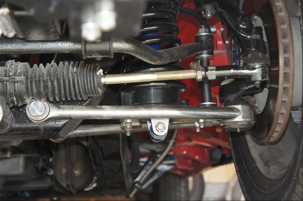 Ford F100 Independent Front Suspension