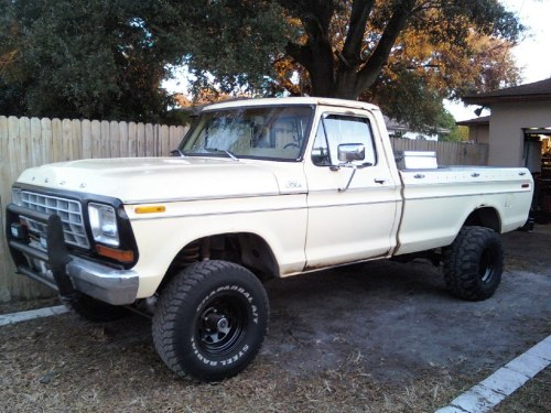 small resolution of  mudwamper 1979 ford f150 regular cab 32200210003 large