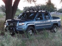 Ridgeline Roof Rack