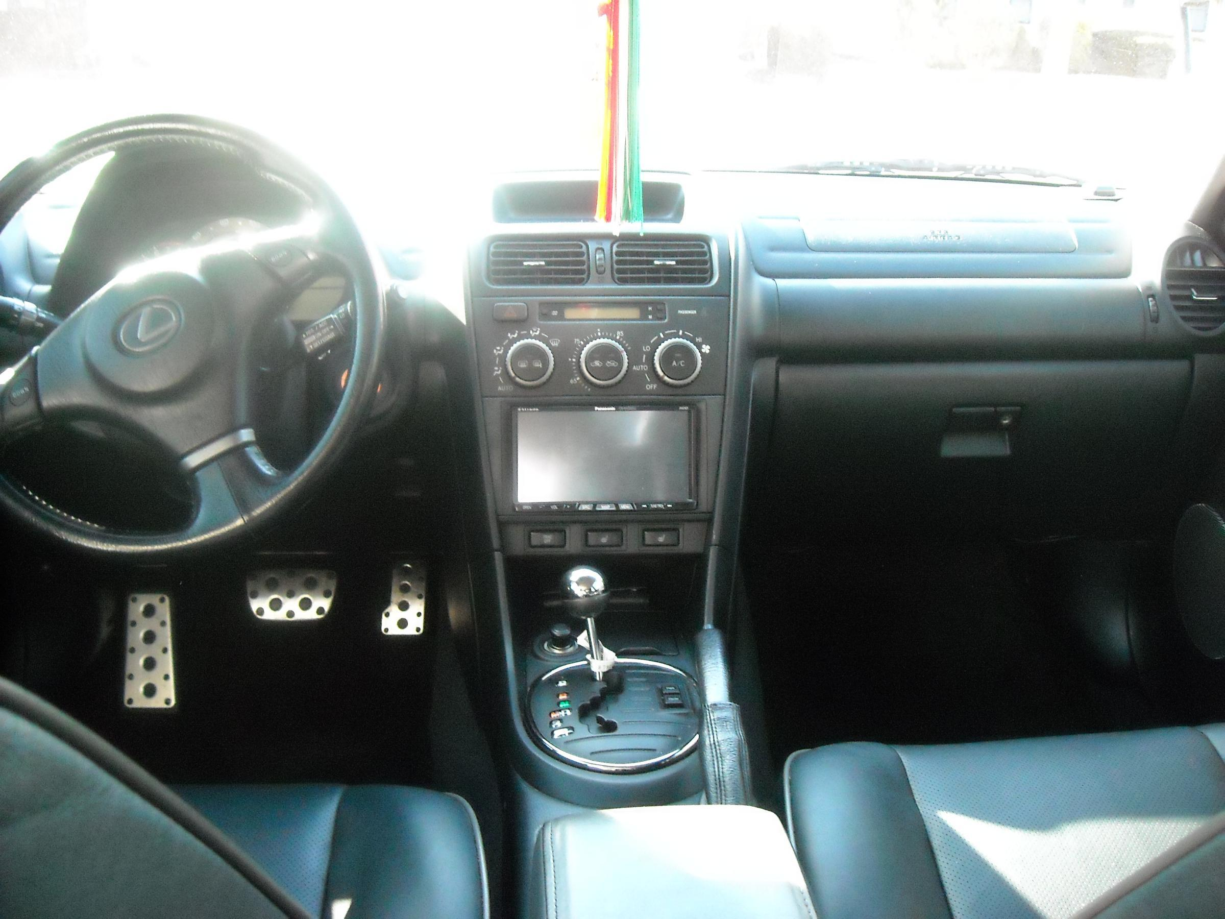 Messina 2003 Lexus IS Specs s Modification Info at CarDomain