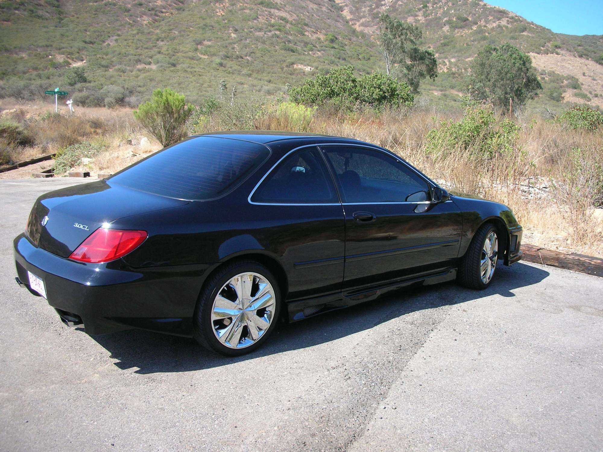 hight resolution of  bam bam wh1ps 1998 acura cl 32589480001 original