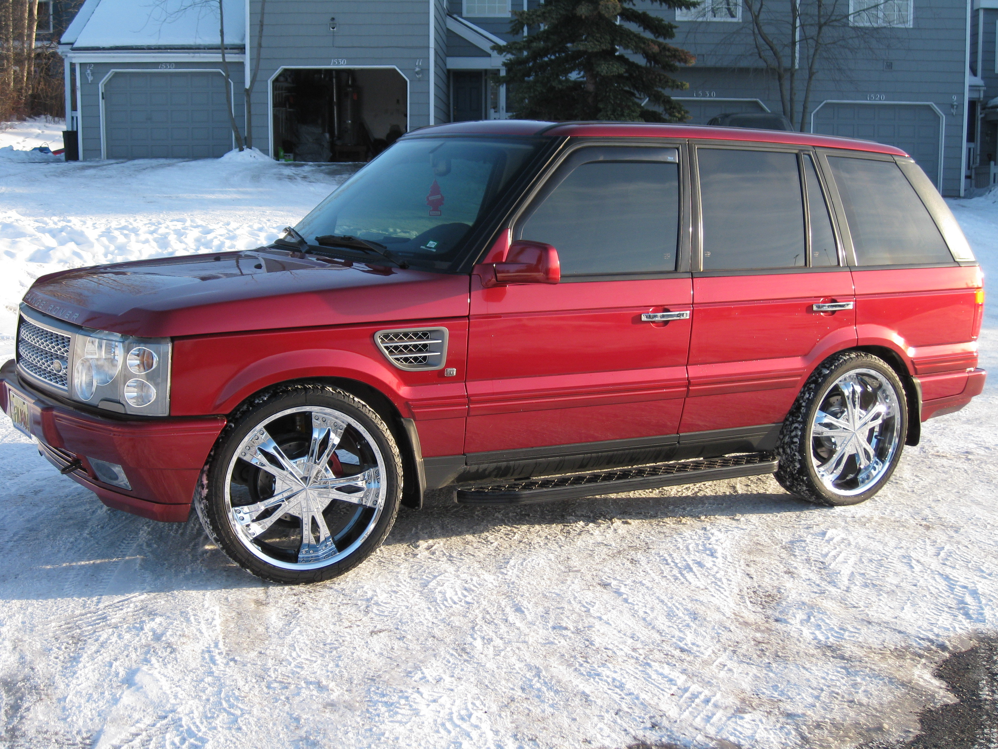 1997 Land Rover Range Rover 4 6 HSE Sport Utility 4D View all