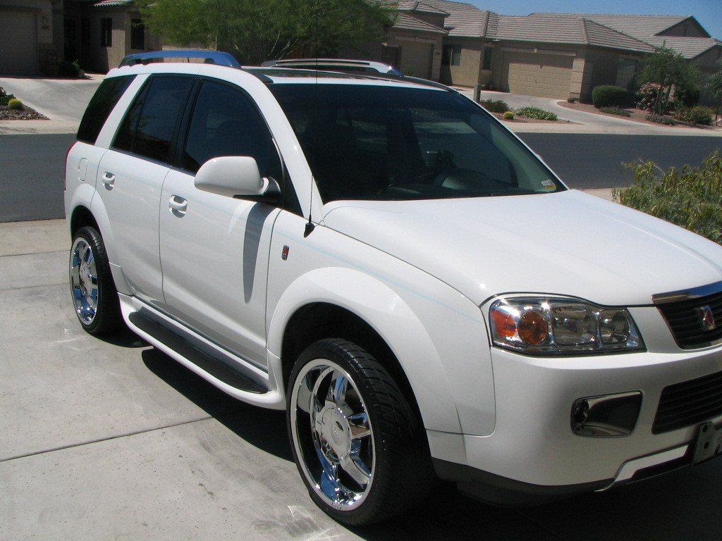 Crew27 2006 Saturn VUE Specs Photos Modification Info At