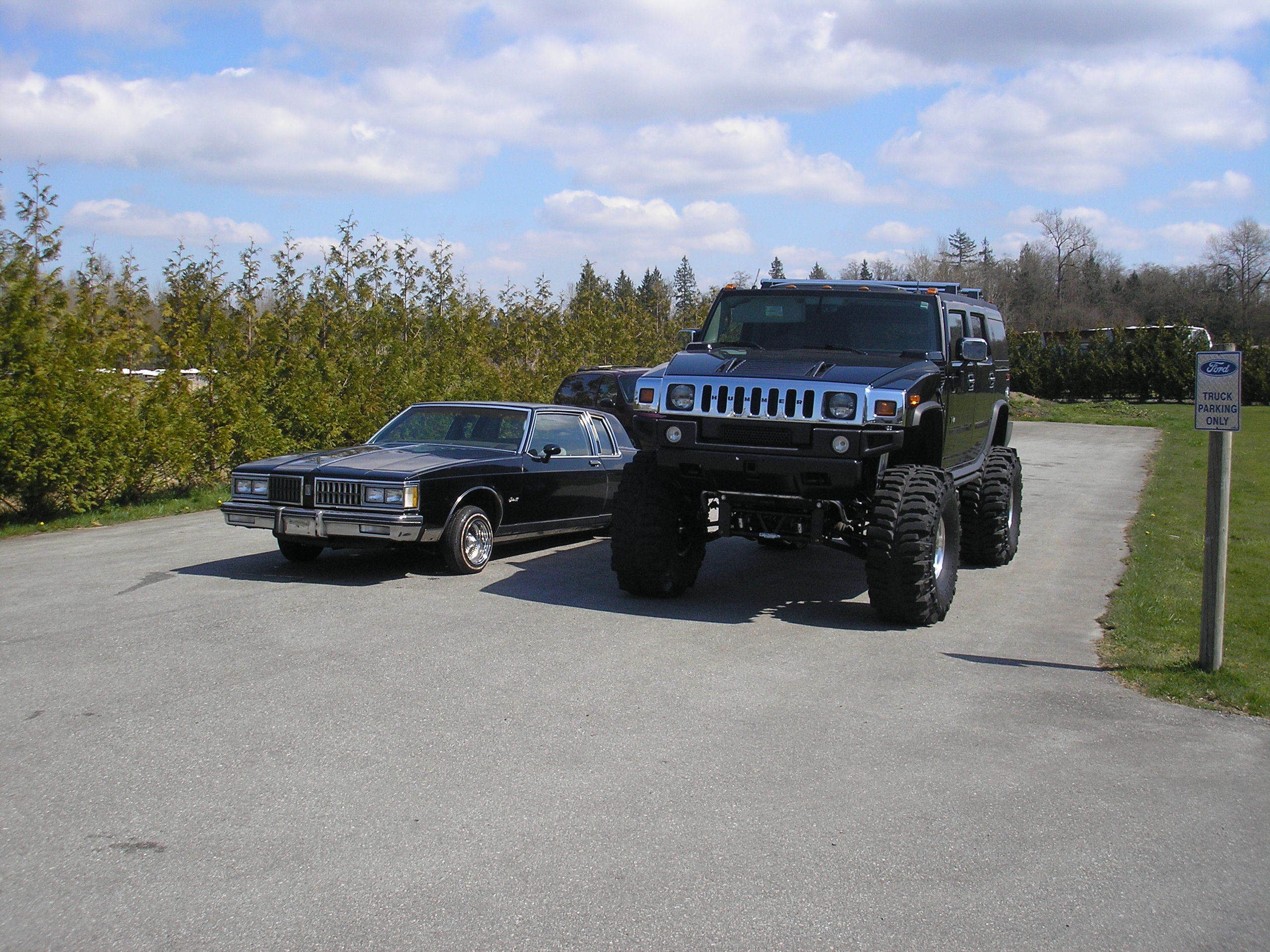 Another brock24s 2003 Hummer H2 post by brock24s