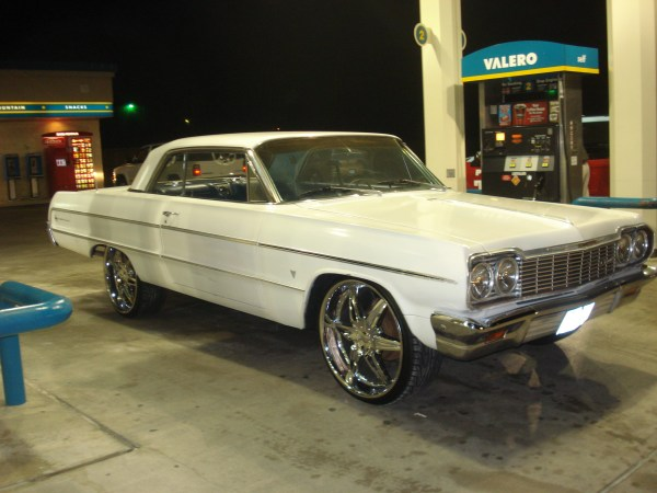 64 Impala On 24s Year Of Clean Water
