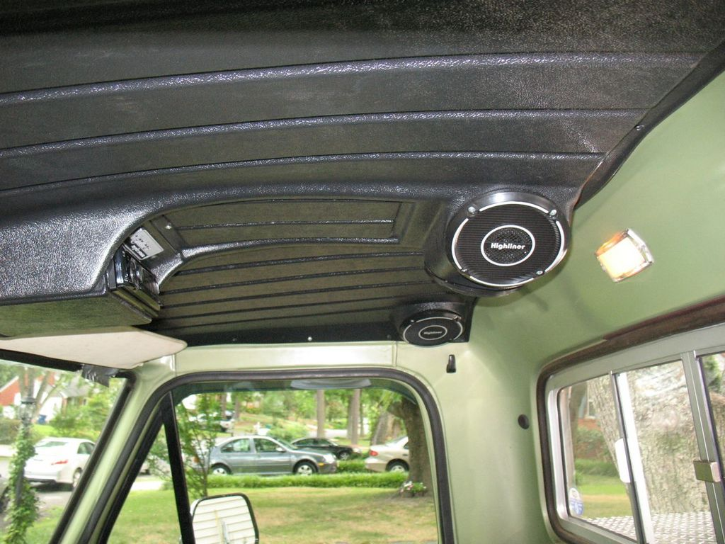 hight resolution of headliner with built in speakers the 1947 present chevrolet gmc truck message board network