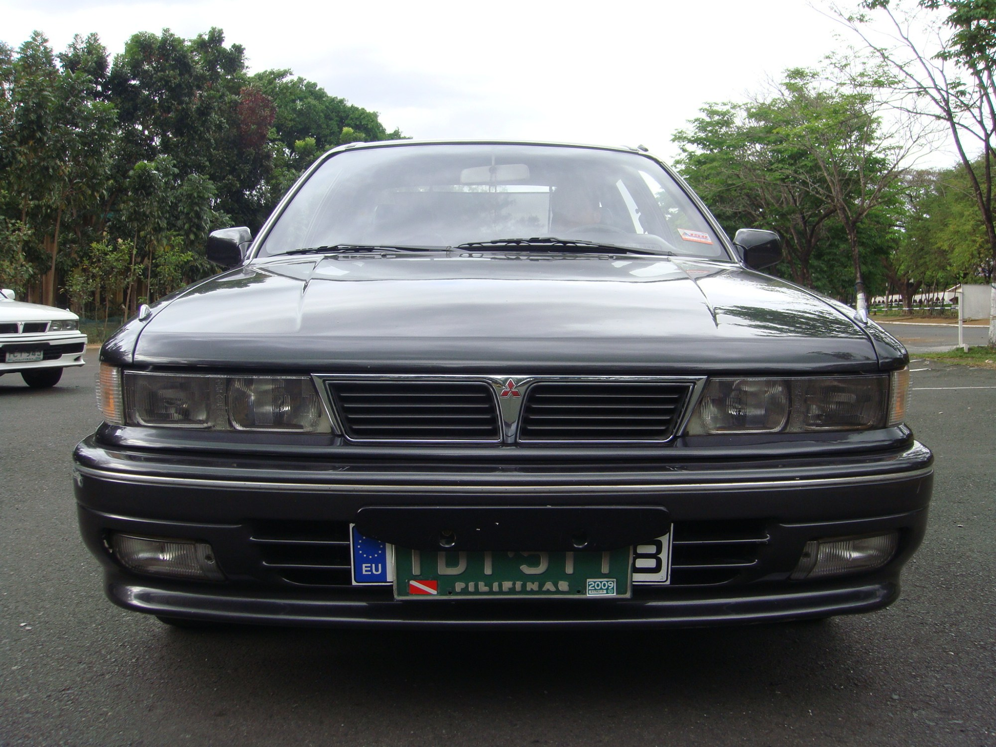 hight resolution of  ds007 1992 mitsubishi galant 33294770001 original