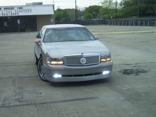 small resolution of 99 deville draped out