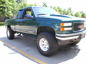 dback420 1995 GMC Sierra 1500 Regular Cab Specs, Photos