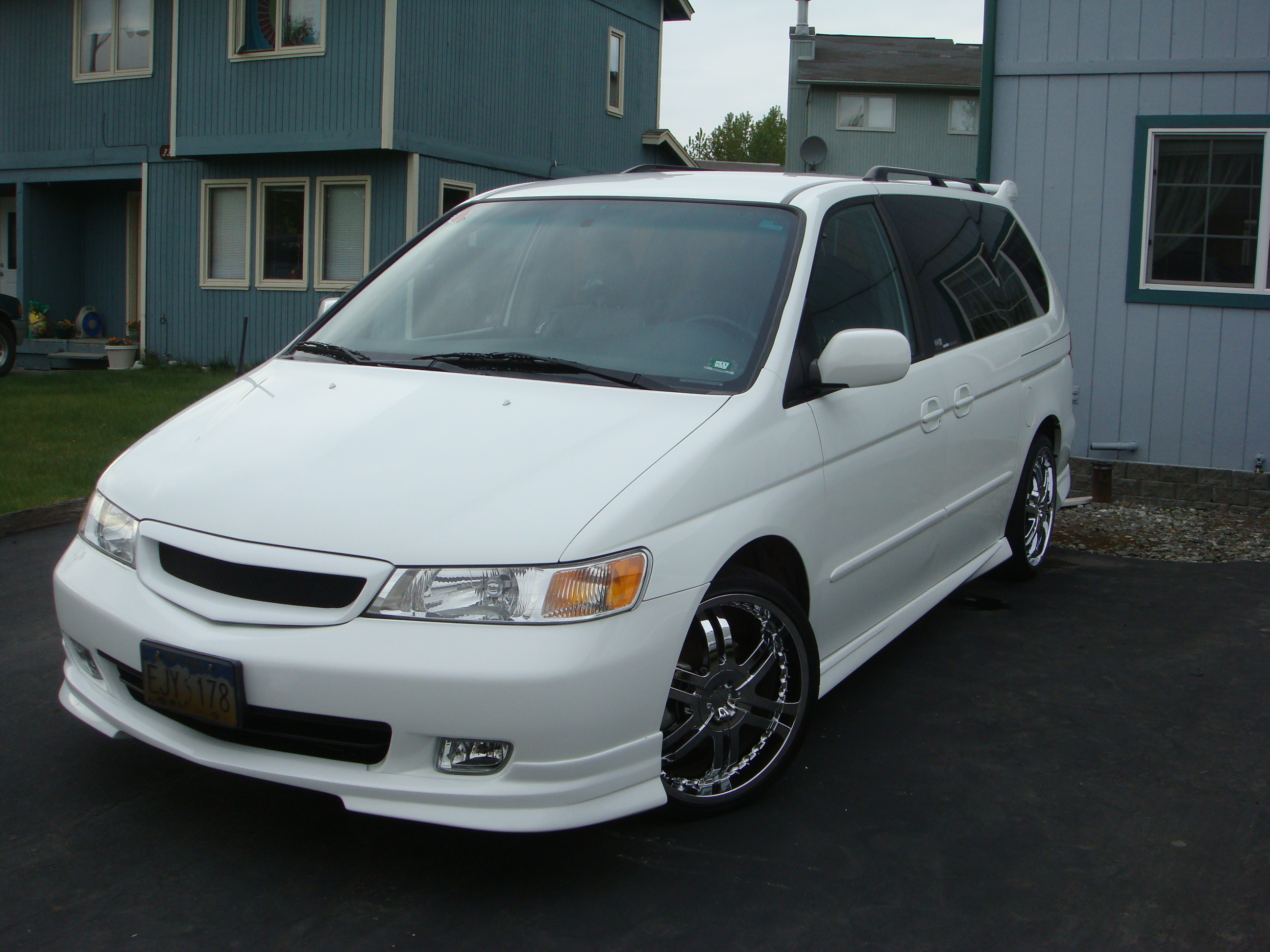 Reymerus 2003 Honda Odyssey Specs Photos Modification