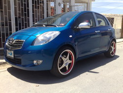 2007 toyota yaris trd parts grand new veloz 1.5 modifikasi auto for at cardomain com wheels installed on