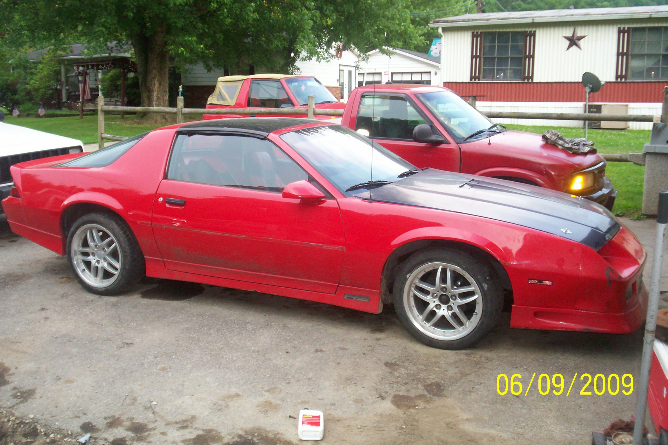 1989 Z28 Rs - Year of Clean Water