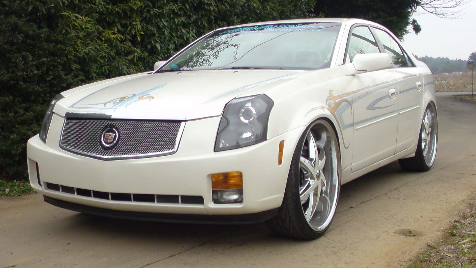 2003 Cadillac P0420 - Year of Clean Water