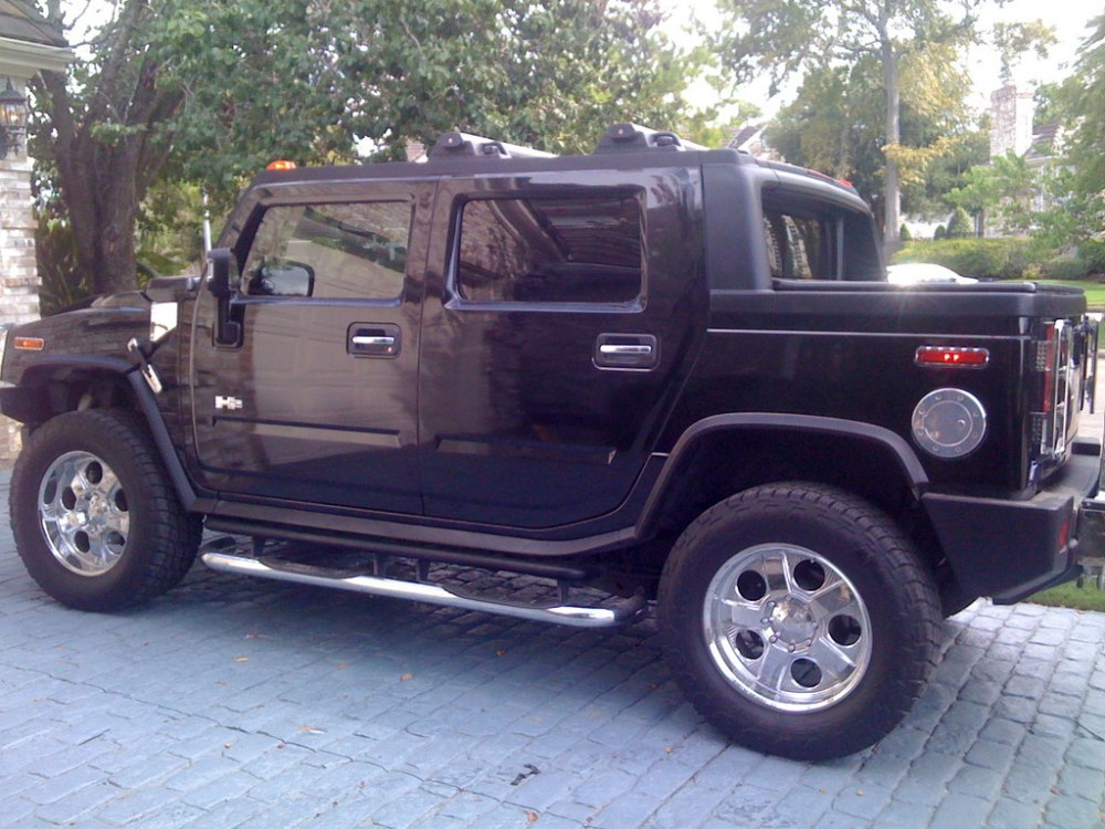 medium resolution of theafterparty 2006 hummer h2 33778570001 large