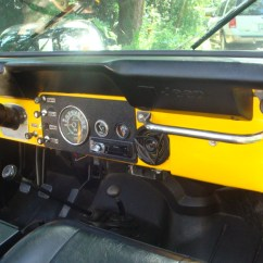 1982 Jeep Cj7 Wiring Diagram Pollak 6 Way 1983 Dash Pictures To Pin On Pinterest - Pinsdaddy