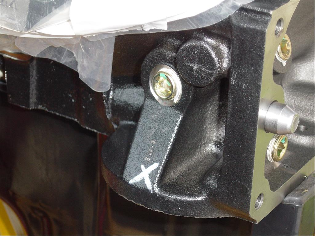 chevy 350 oil filter outlet switch wiring diagram temp sensor location on engine get free image