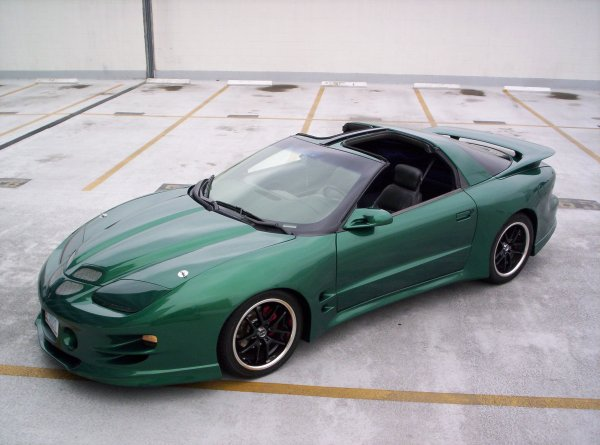 2000 Trans Am Wide Body Kit - Year of Clean Water