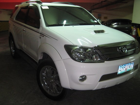kimross 2007 toyota fortuner specs photos modification info at cardomain