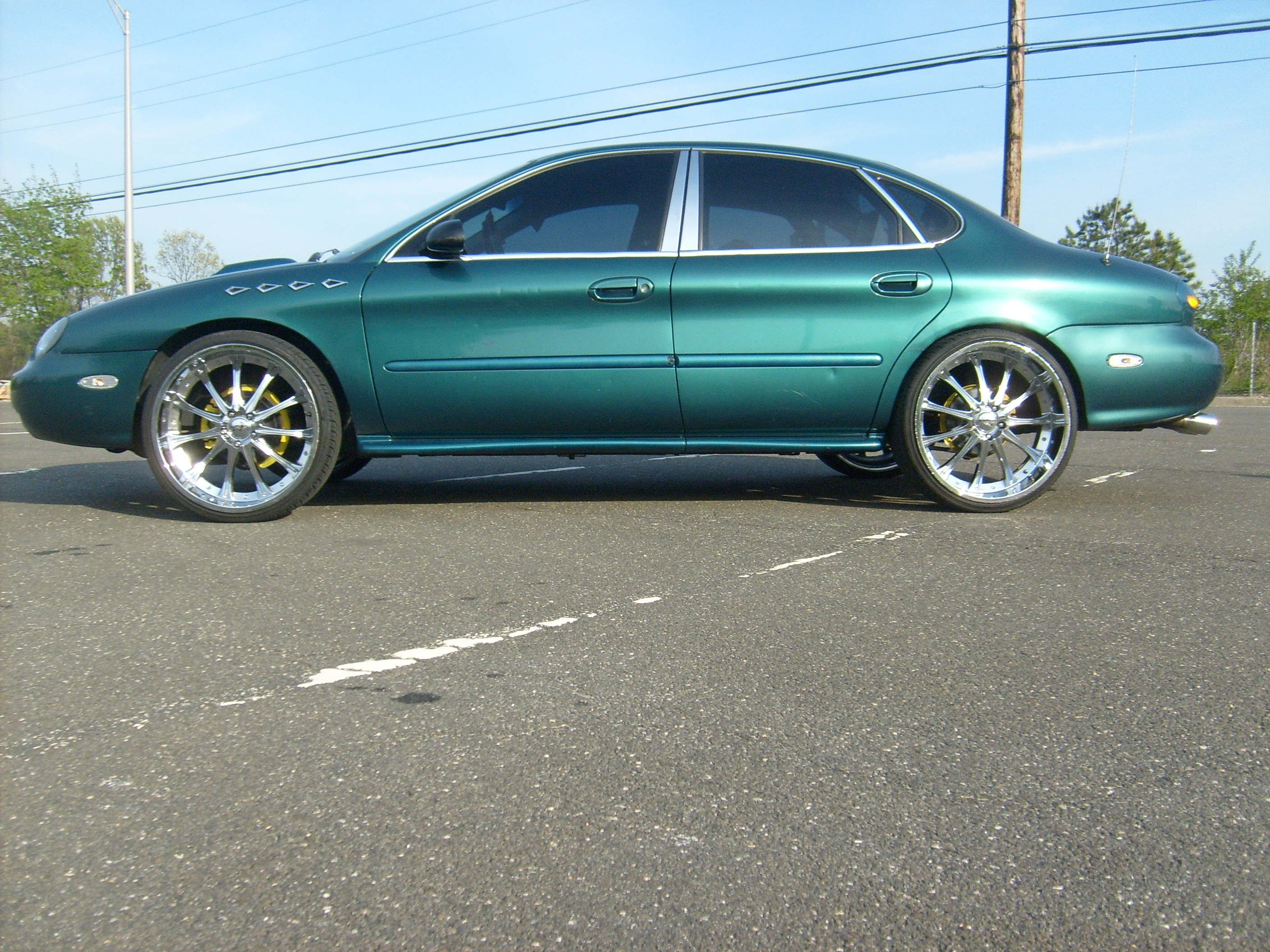 Mr 28 1996 Ford Taurus Specs, Photos, Modification Info At