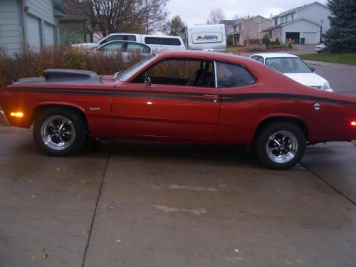 small resolution of  getters 1974 plymouth duster 25216670051 original