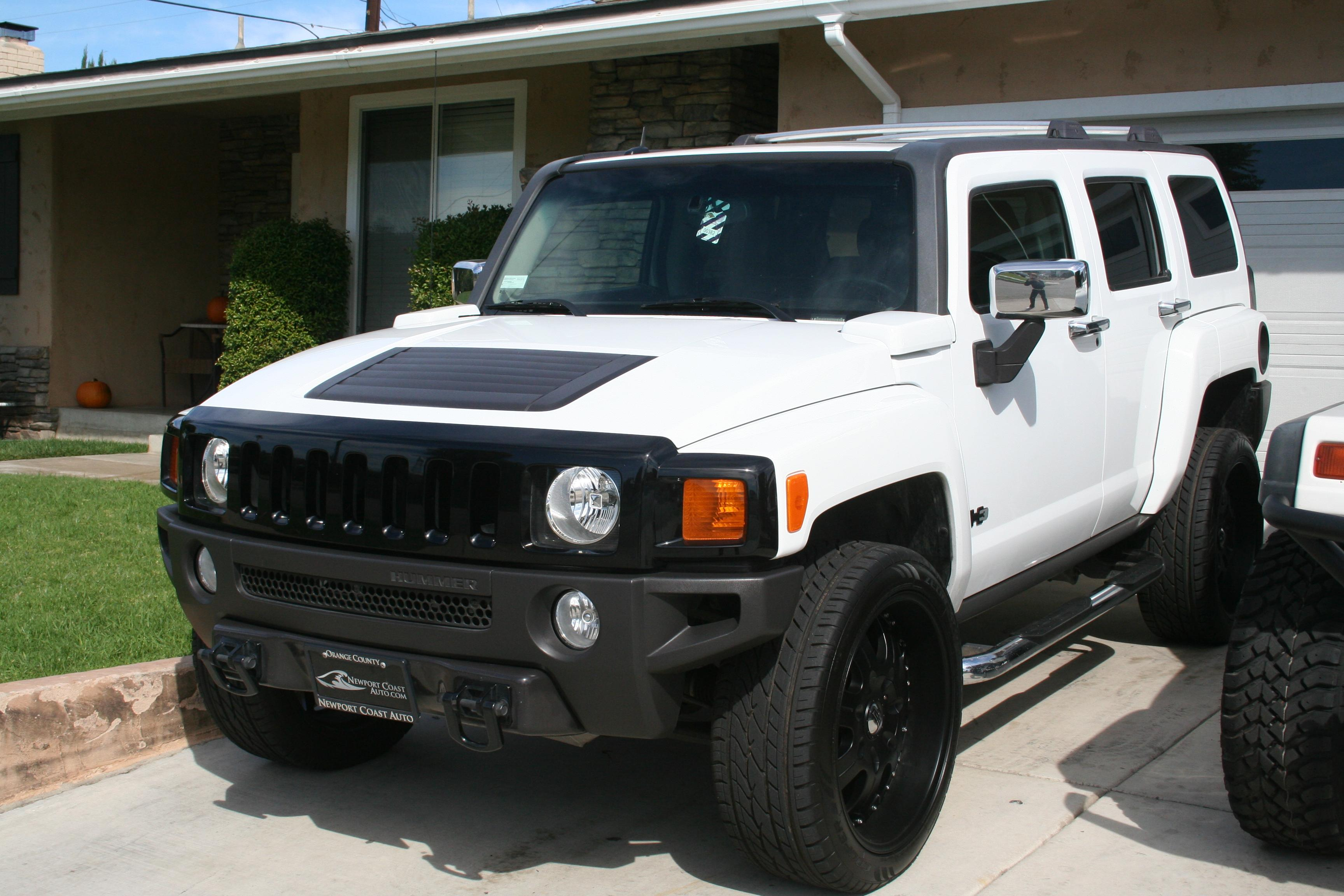 WhiteSwagH3 2006 Hummer H3 Specs s Modification Info at