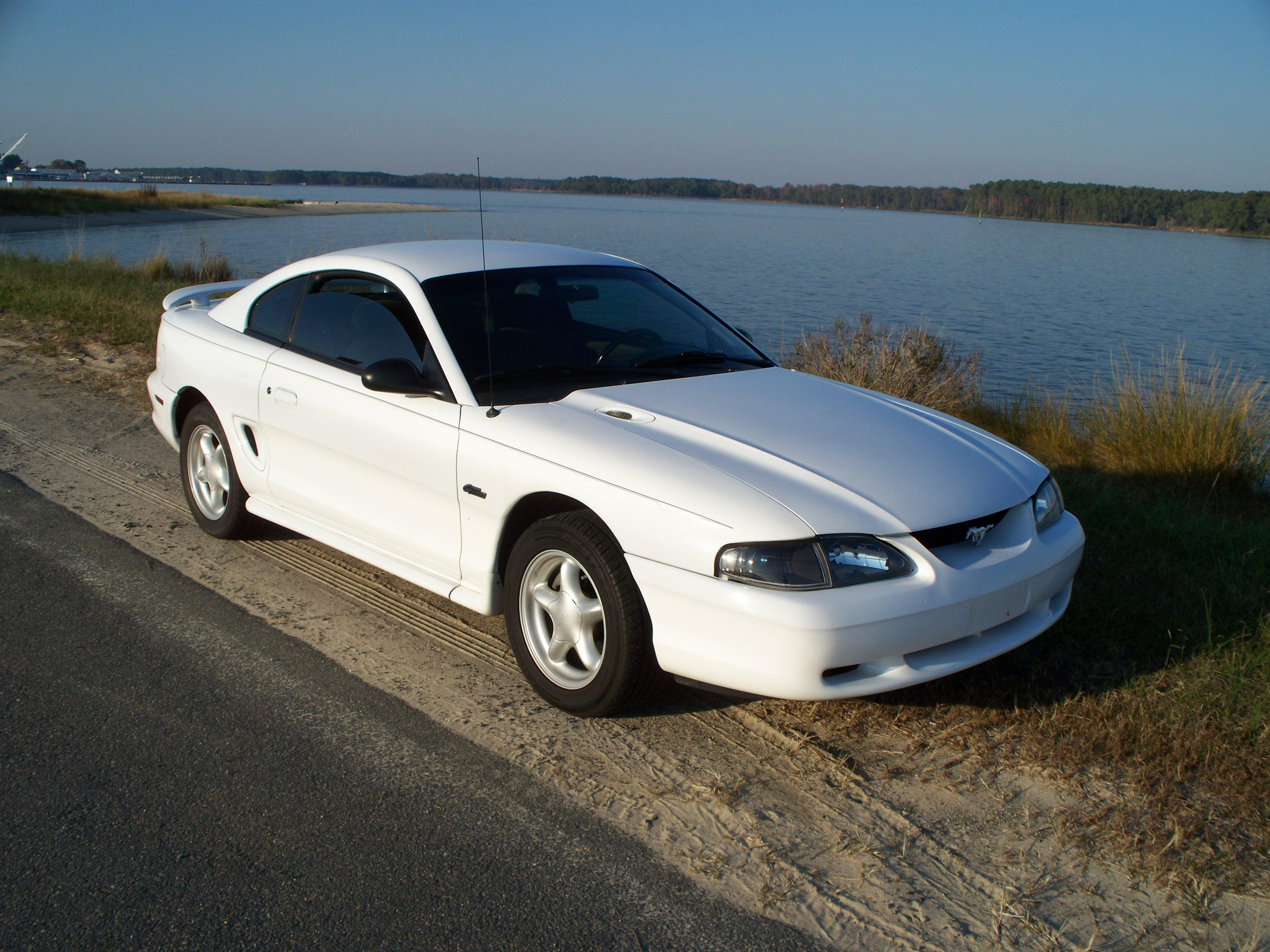 Sass551 1996 Ford Mustang Specs, Photos, Modification Info