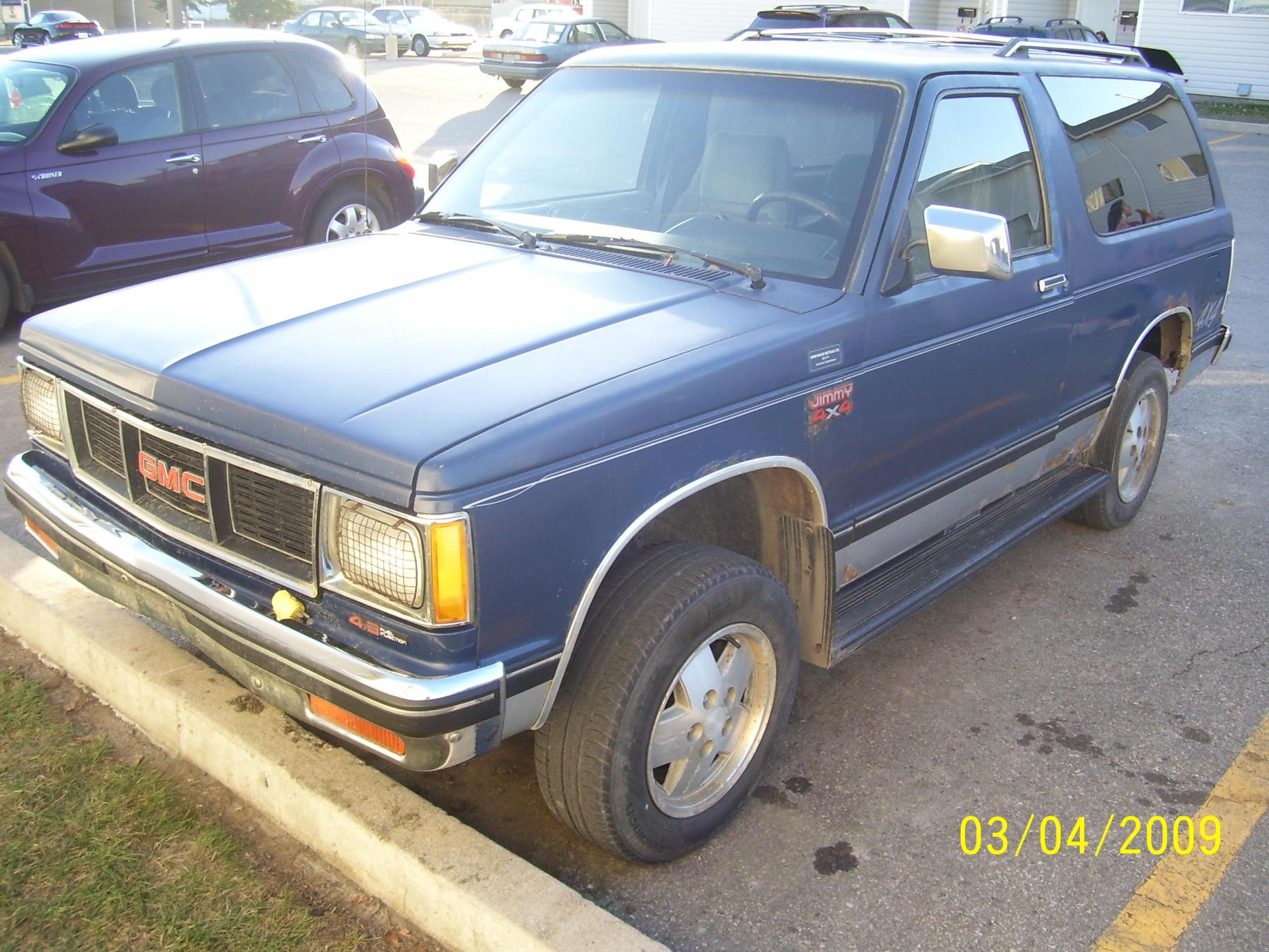 hight resolution of  ad1kt 1987 gmc s15 jimmy 38074310001 original