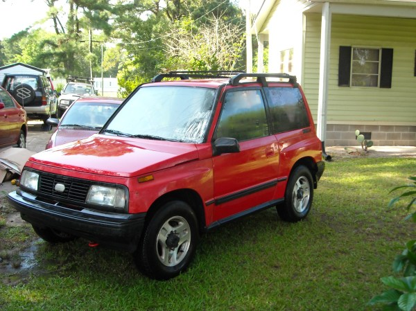 Tonkatracker 1995 Geo Tracker Specs Modification