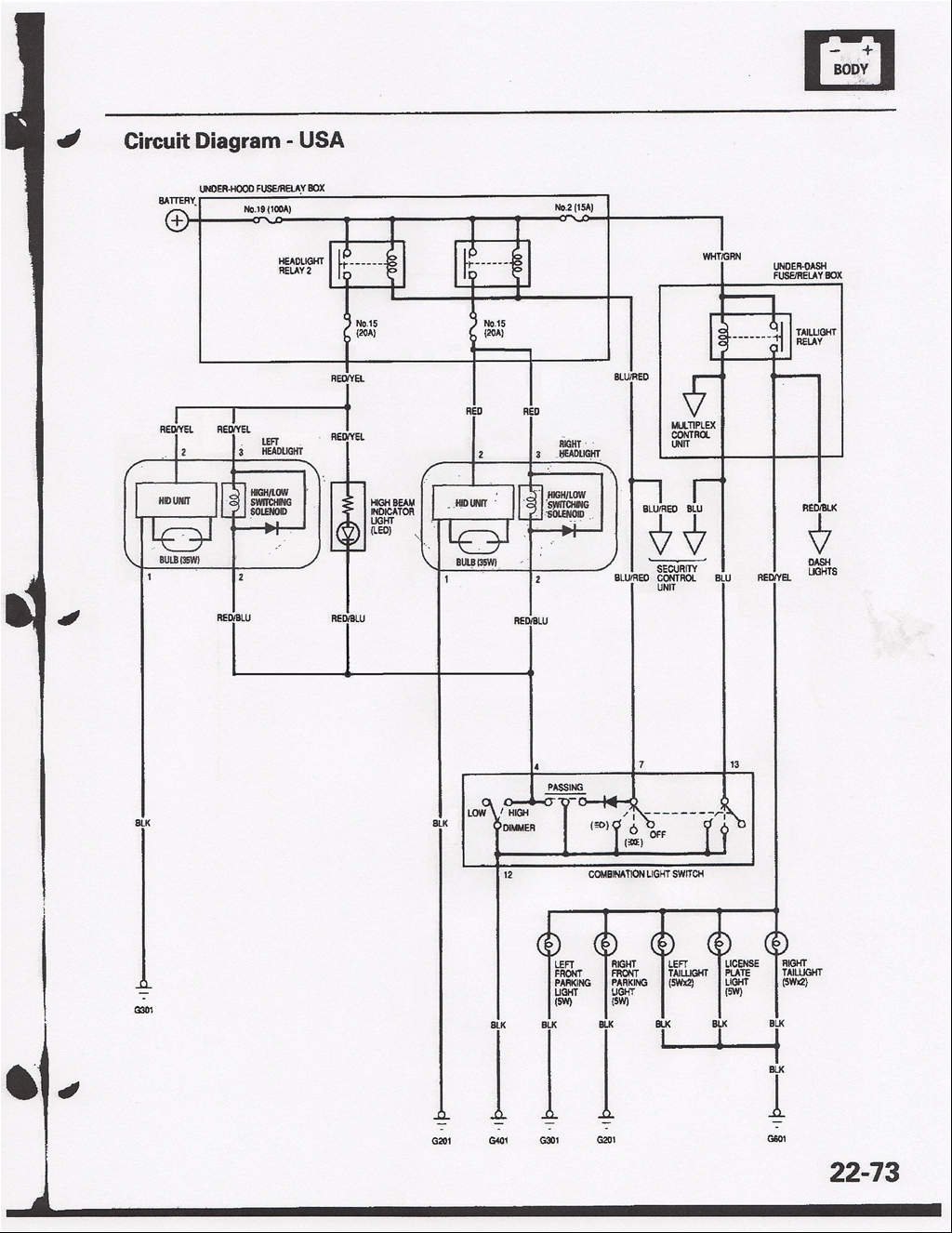 Club Car Ds Wiring Diagram Schematic