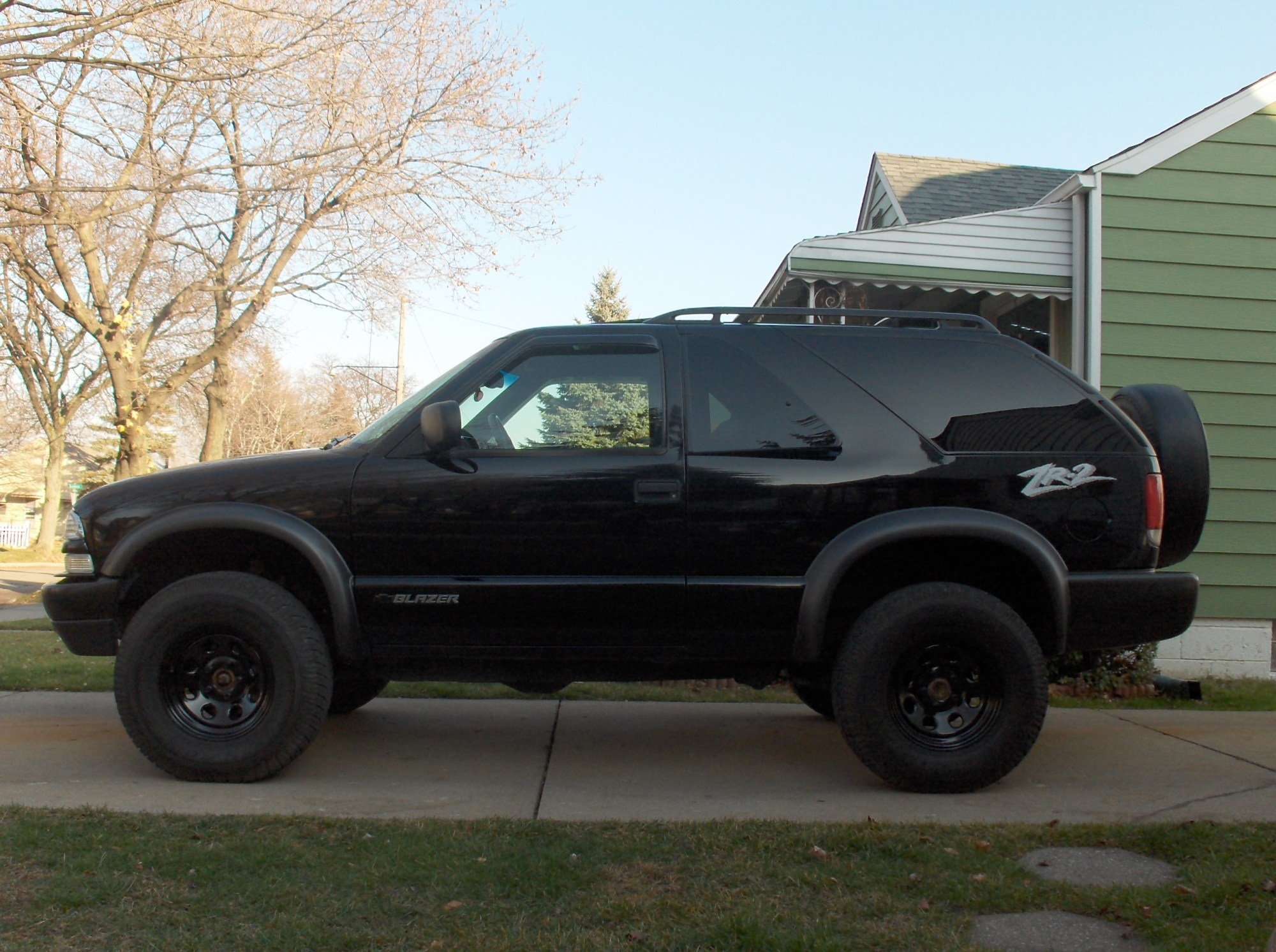 hight resolution of  blackbeastlyz 1999 chevrolet blazer 38134020002 original