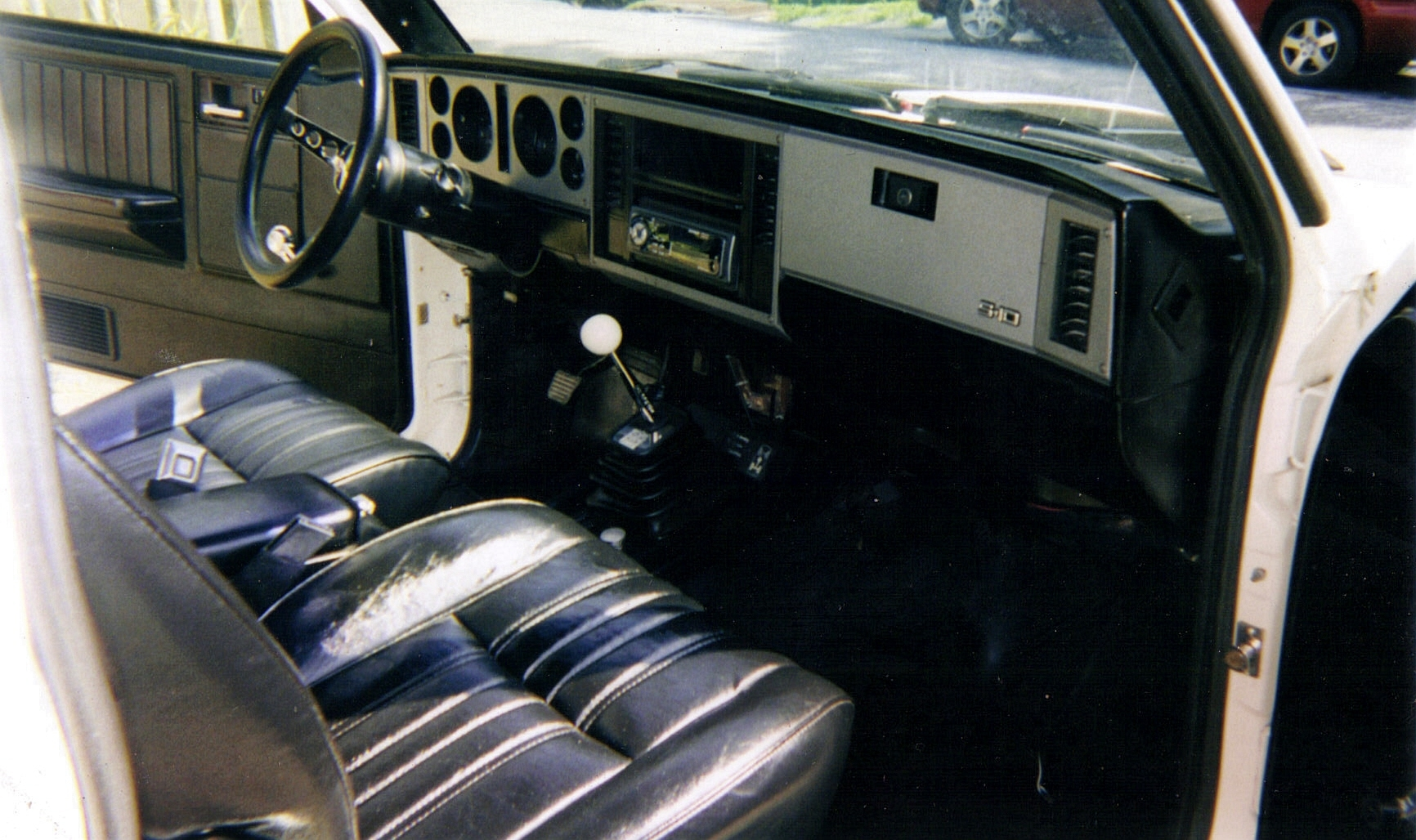 hight resolution of another parkour845 1983 chevrolet s10 blazer post 14023904