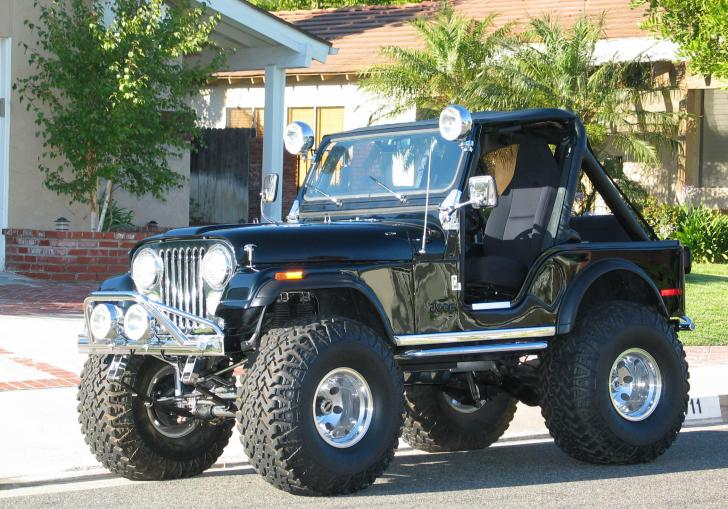 1981 Jeep Cj For Sale