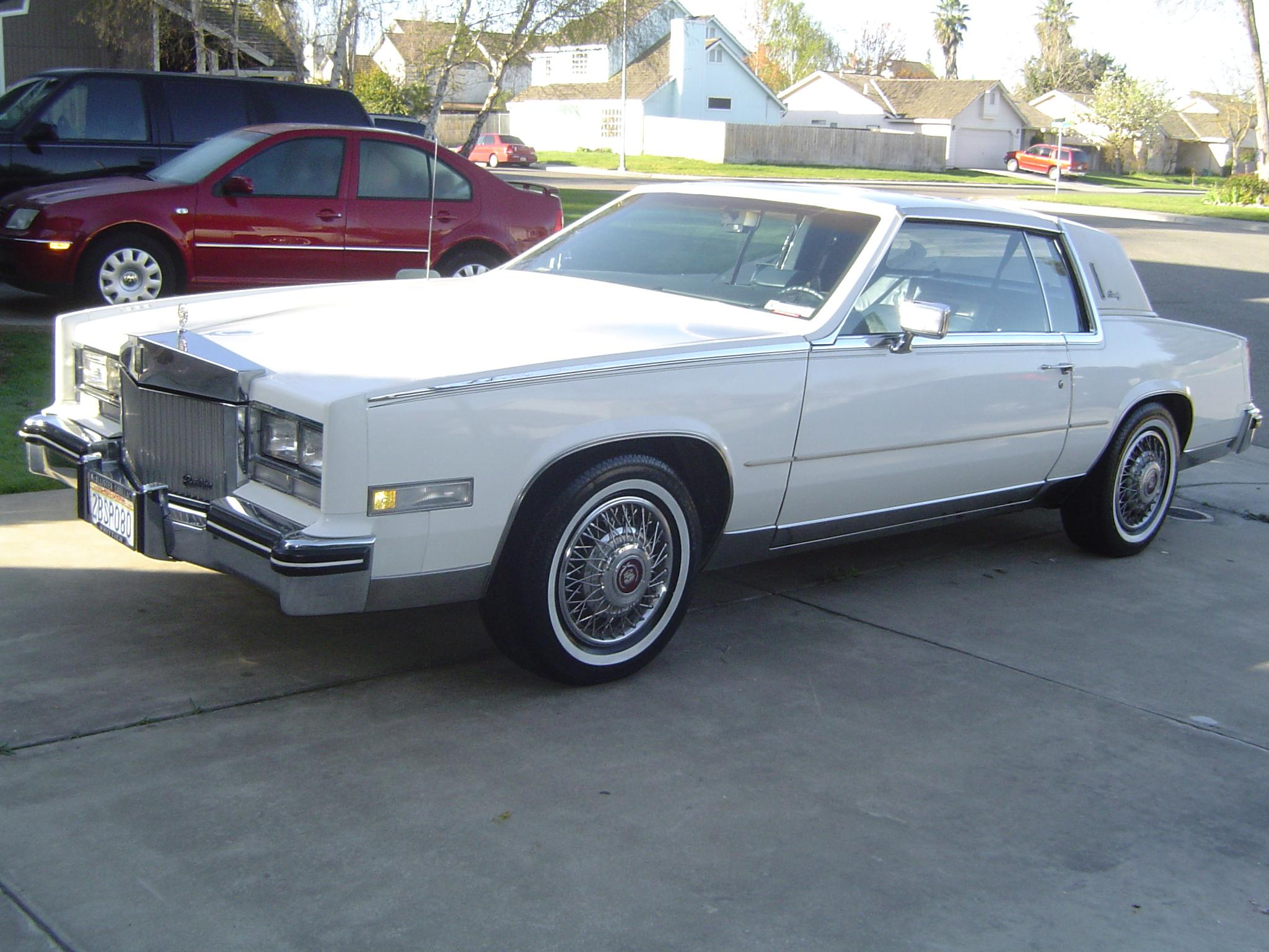 1985 Cadillac Eldorado For Sale In Houston