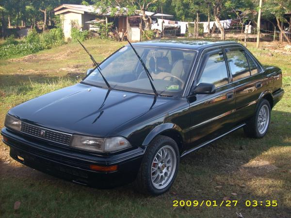 1992 Toyota Corolla Dx Setop - Year of Clean Water