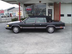93 Cadillac seville engine problems