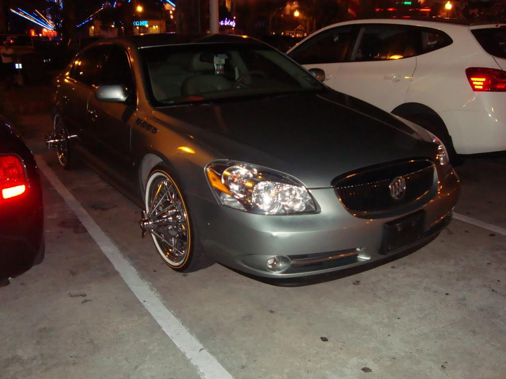 Losthaking1 2009 Buick Lucerne Specs Photos Modification
