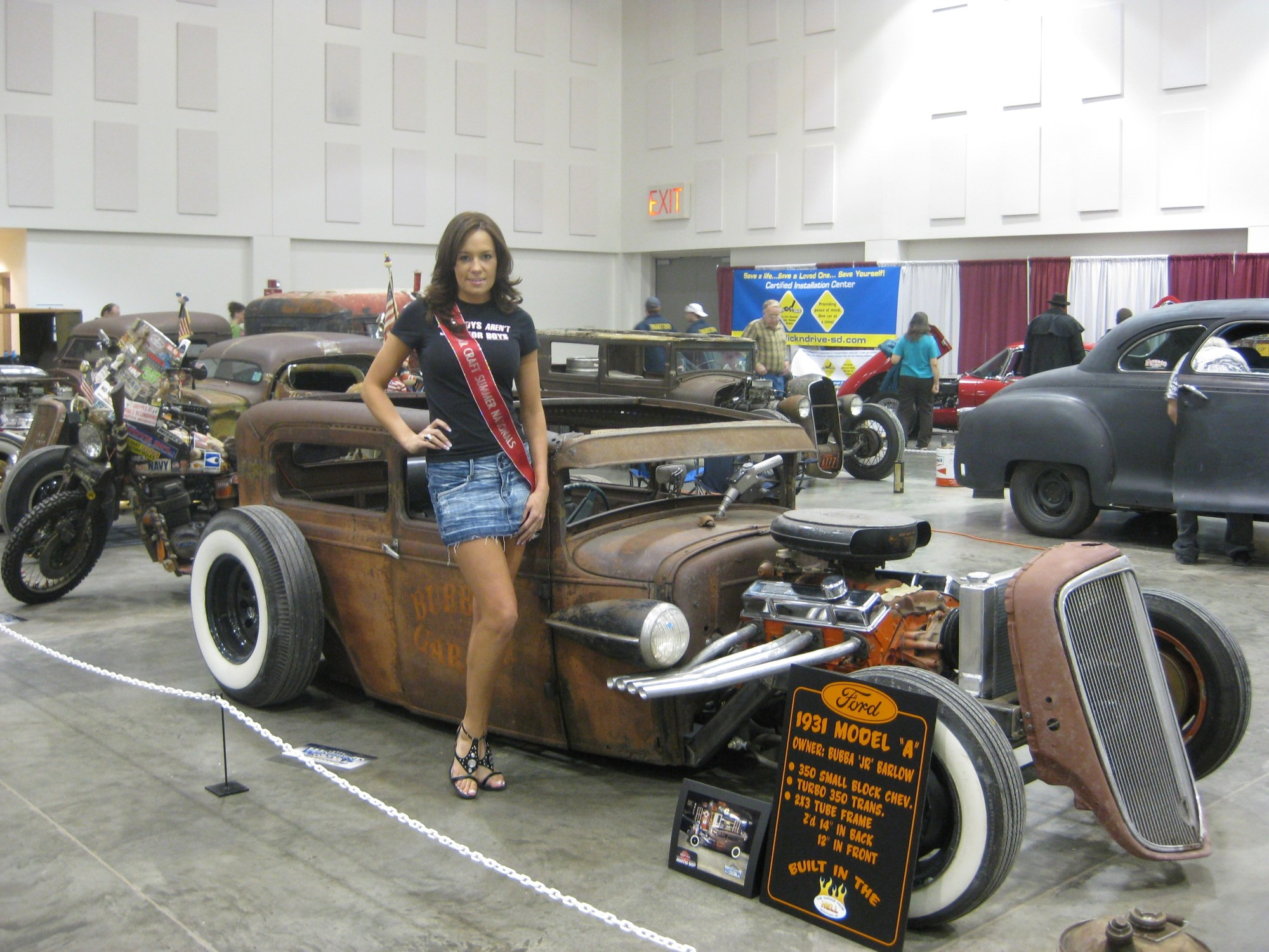 hight resolution of bubbasgarage s 1931 ford model athis is my 1931 ford model a sedan rat rod chopped