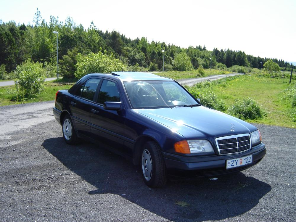 medium resolution of nonniv 1995 mercedes benz c class 38405120001 original