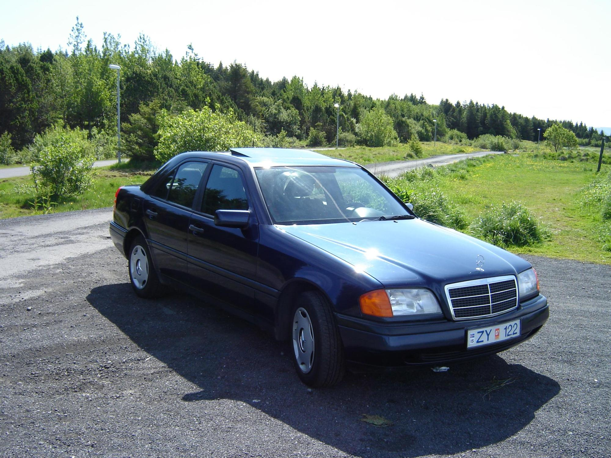 hight resolution of nonniv 1995 mercedes benz c class 38405120001 original