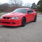 Glenjump 2003 Ford Mustanggt Deluxe Coupe 2d Specs Photos Modification Info At Cardomain