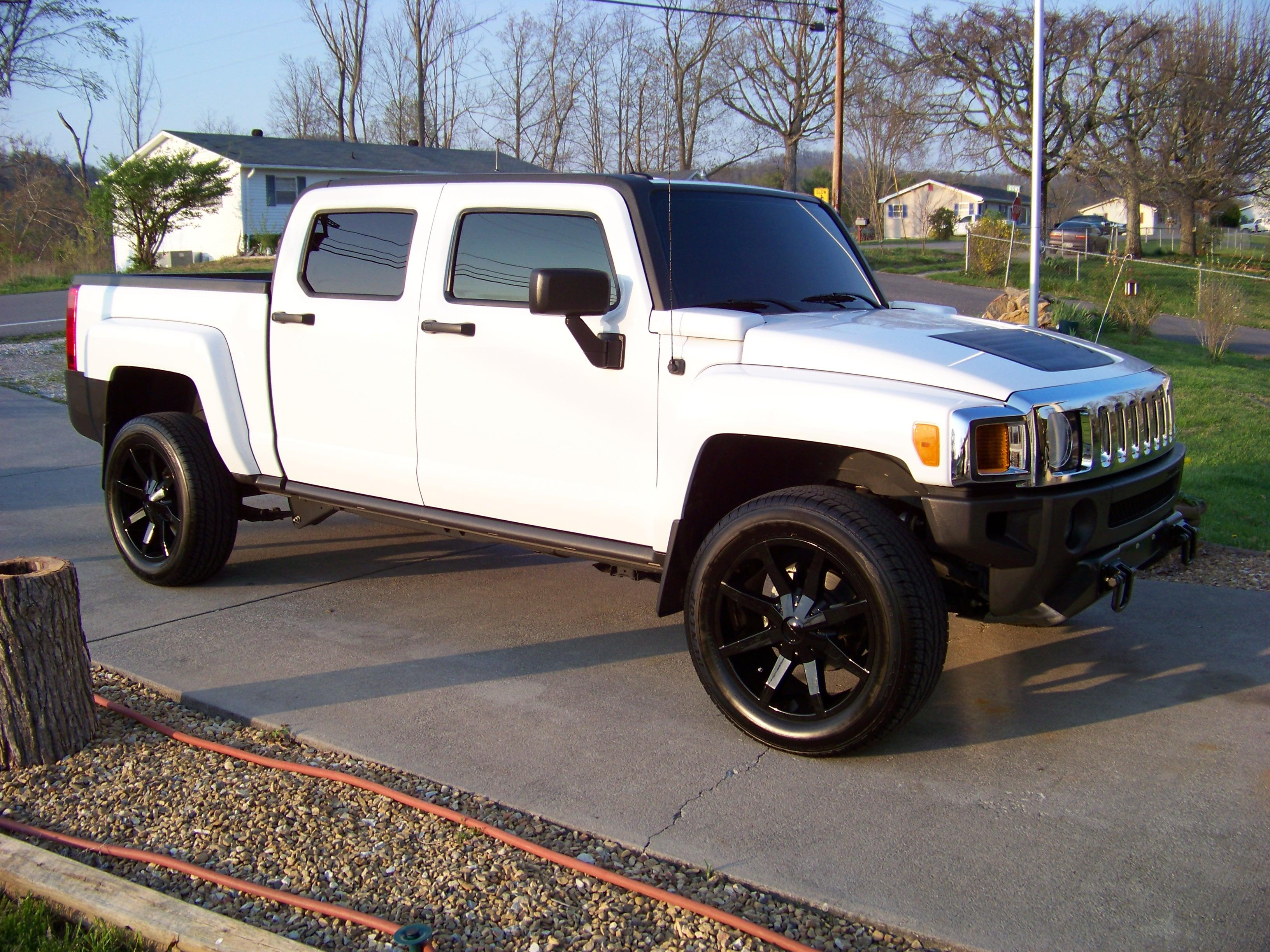 johns d 2009 Hummer H3TSport Utility Pickup 4D 5 ft Specs s