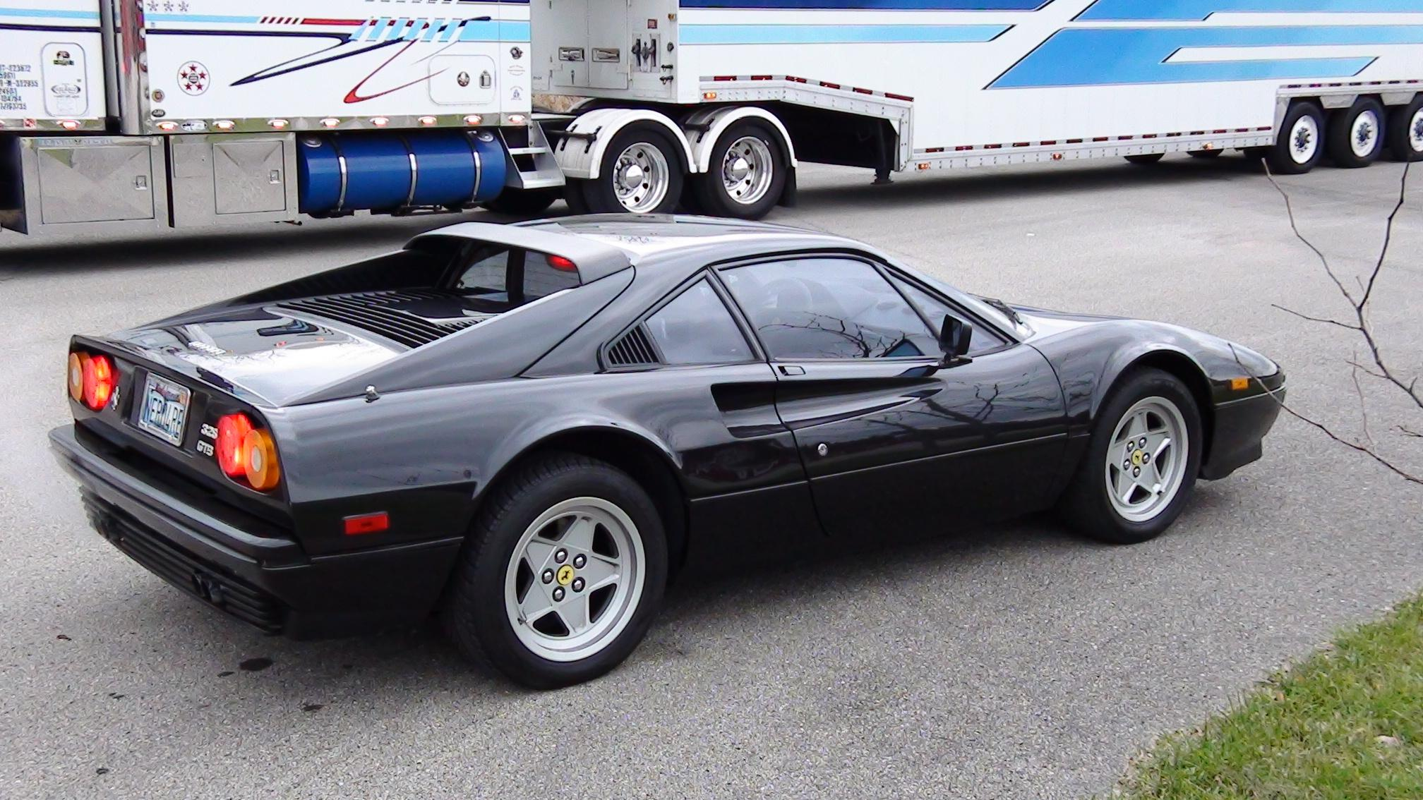 Sbarer 1986 Ferrari 328 Specs, Photos, Modification Info