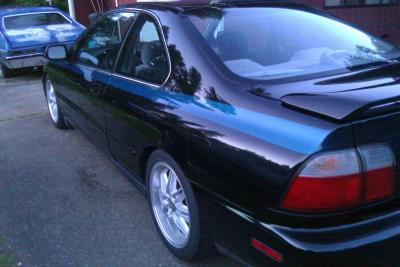 cwilliam87 1996 Honda AccordEX Coupe 2D Specs, Photos ...